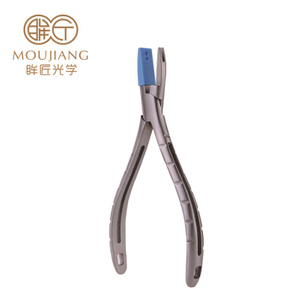 Optical Eyeglasses Rimless Frame Adjusting Pliers