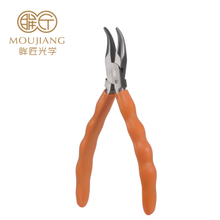 Hand Tools Glasses Bent Nose Pad Adujusting Plier